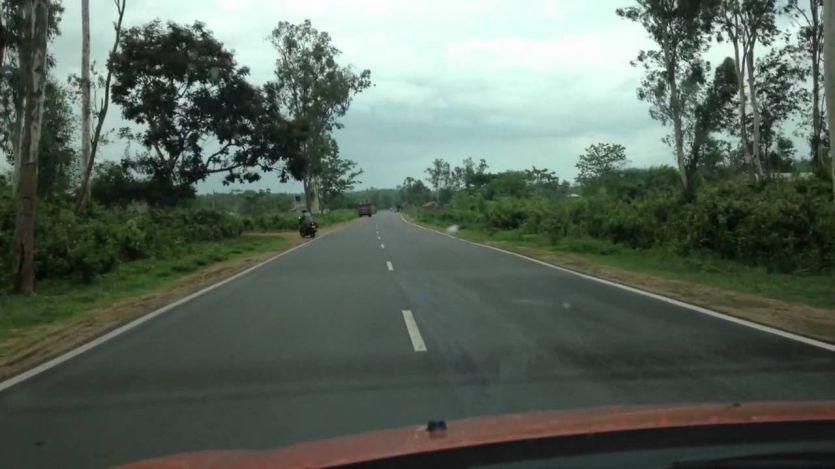 रामपुर: दिल्ली- लखनऊ हाइवे पर इस शख्स के साथ हुआ कुछ ऐसा कि गुस्से में है पूरा जिला