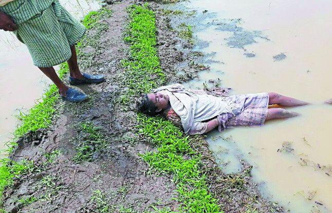 ODF गांव में खुले में शौच का दर्द, पहले नाबालिग से बलात्कार फिर कर दी निर्मम हत्या