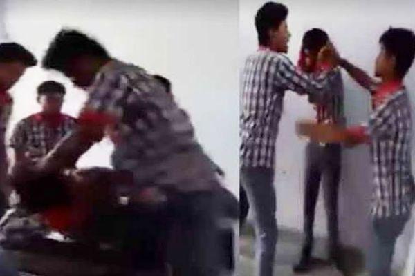 खत्म नहीं हो रहा रैगिंग का कहर: स्कूल में बंदिश तो सड़कों पर चाकू दिखाकर झाड़ रहे सीनियरगिरी