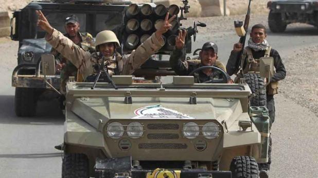 सीरिया: रक्का के एक इलाके को आईएस से मुक्त कराया