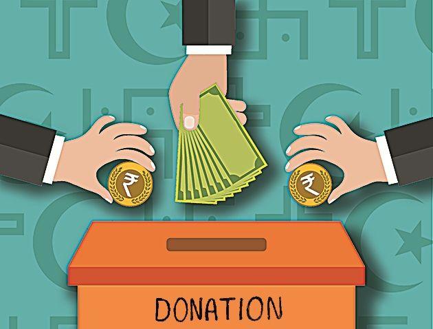 दान देने में हिंदुओं से आगे हैं क्रिश्चियन और मुस्लिम