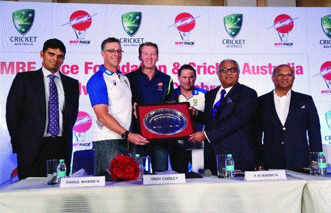 पेस फाउंडेशन और क्रिकेट आस्ट्रेलिया ने पूरे किए साझेदारी के 25 साल