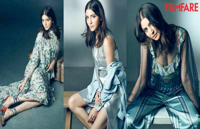 Anushka Sharma goes 'bold, beautiful and backless'