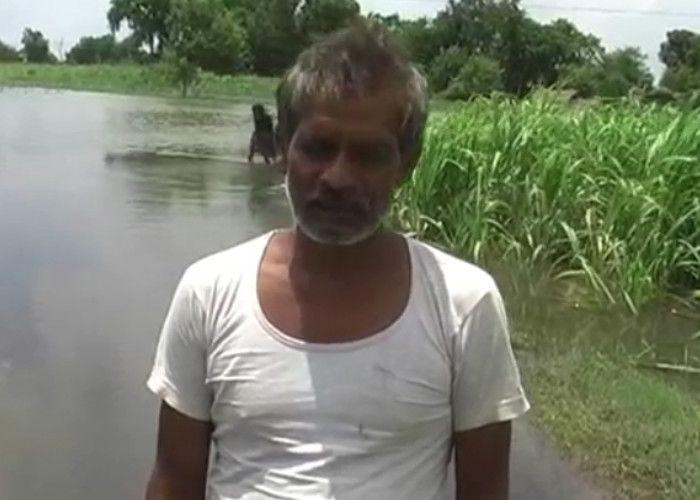 गंगा का पानी चेतावनी बिंदु के पास पहुंचा, तटवासी हुए भयभीत