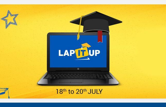 Flipkart पर शुरू हुई Laptop की सबसे बड़ी सेल, मात्र 8999 रुपए में खरीदें