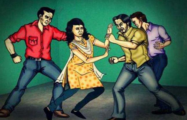 युवती का रास्ता रोक लूट लिए 27,700 रुपए, सीसीटीवी में कैद हुआ आरोपियों का चेहरा