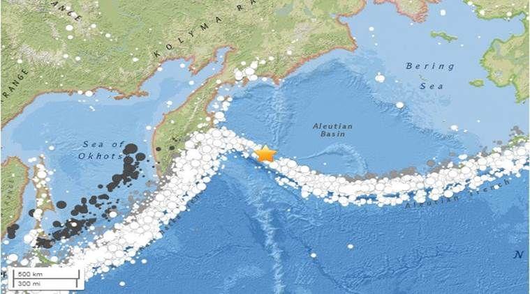रूस में 7.8 की तीव्रता का भूंकप, सुनामी का अलर्ट