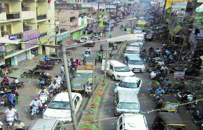 16 साल पहले थी 20 हजार गाडिय़ा, आज 1.98 लाख सड़कें जस की तस
