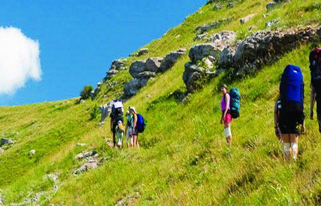 हेरीटेज ट्रैकिंग के लिए पहाड़ की तलाश हुई पूरी, अब 23 को करेंगे कंचन पहाड़ पर चढ़ाई