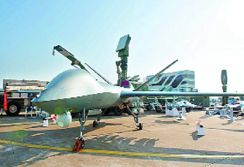 चीन ने बनाया 16 मिसाइल से लैस और 60 घंटे उड़ने वाला सबसे शक्तिशाली ड्रोन