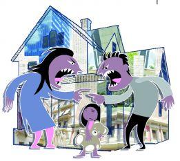 आपका तनावपूर्ण रिश्ता बिगाड़ सकता है बच्चे का भविष्य...