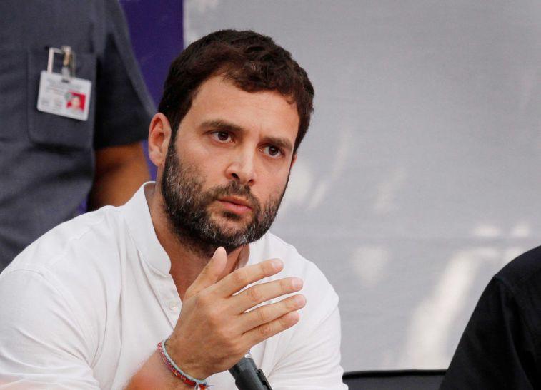 नीतीश कुमार ने हमें धोखा दिया: राहुल गांधी