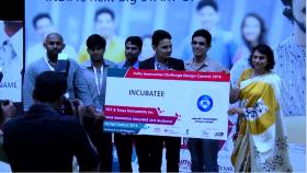 जौनपुर के छात्रों का कमाल, स्लीप एपनिया और  हृदय की धड़कन पर नजर रखने के लिये बनाया उपकरण