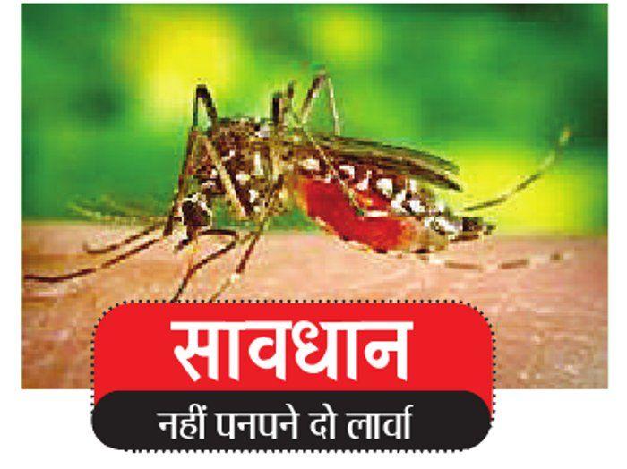 चंद लोगों का स्टाफ और डेंगू मलेरिया,चुनौती बड़ी