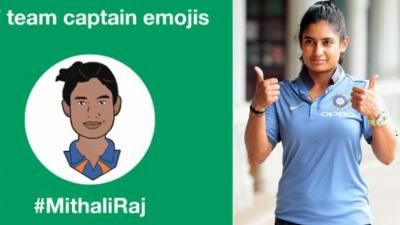 WWC 2017: टीम इंडिया को ICC ने दिया खासा तोहफा, टि्वटर पर शेयर किया मिताली का इमोजी