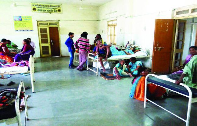 लापरवाही : जिला अस्पताल में फिर एक मासूम की हुई मलेरिया से मौत