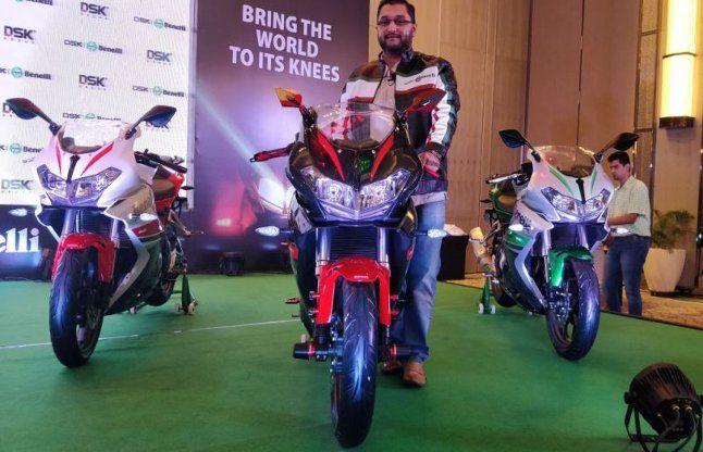 रफ्तार के शौकीनों के लिए DSK ने भारत में लॉन्च की Benelli 302R बाइक, ये है कीमत