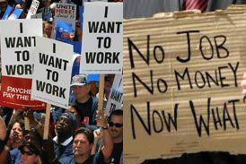 100 दिन में रोजगार देने का वादा पूरी नहीं कर पाई योगी सरकार