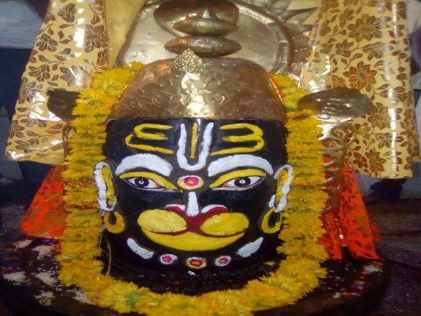 शिव का अद्भुत श्रृंगार