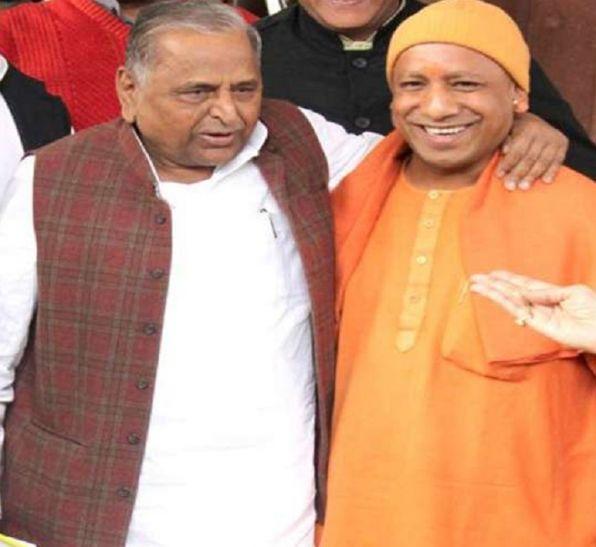 योगी के मंत्री से मिले भाजपा नेता, मुलायम के आजमगढ़ के लिये रखी ये मांग