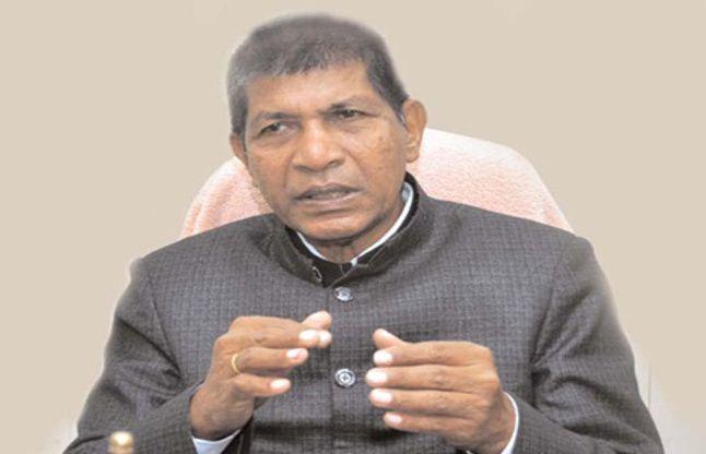ननकीराम ने BJP को चेताया, कहा - टिकट नहीं मिला तो पार्टी भुगतेगी खामियाजा