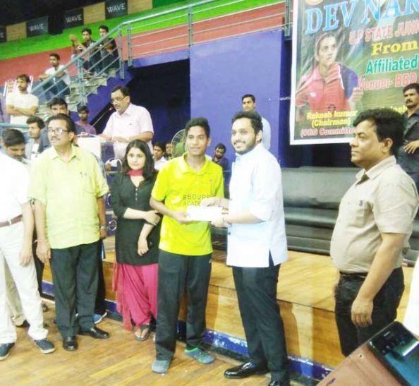 आजमगढ़ के राजन ने जीता मेजर रैंकिंग बैडमिंटन जूनियर खिताब