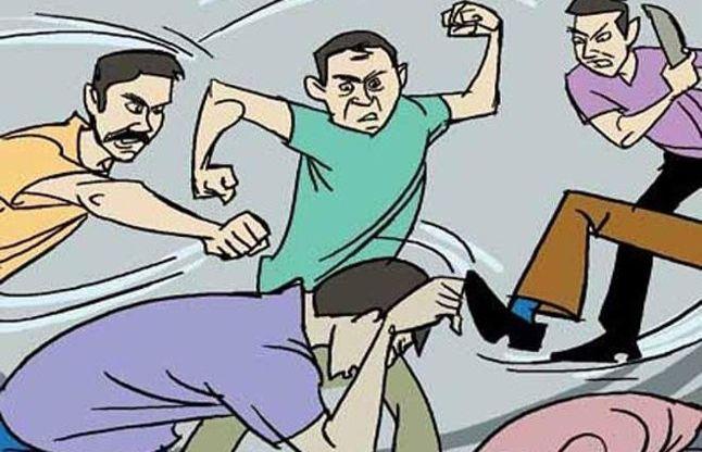 50 रुपए मजदूरी मांगने पर ग्रामीण की कर दी थी हत्या, तीन माह बाद केस दर्ज