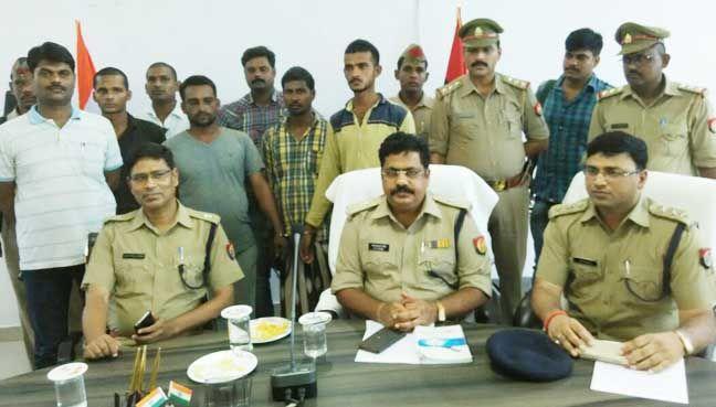 प्रधान हत्याकांड: चुनावी रंजिश में हुई थी हत्या, चार शार्प शूटर गिरफ्तार