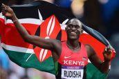 लंदन चैम्पियनशिप के लिए तैयार केन्याई धावक डेविड रुडिशा