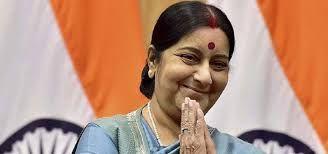 पाकिस्तानी नागरिक ने सुषमा स्वराज को कहा, काश आप हमारी प्रधानमंत्री होती