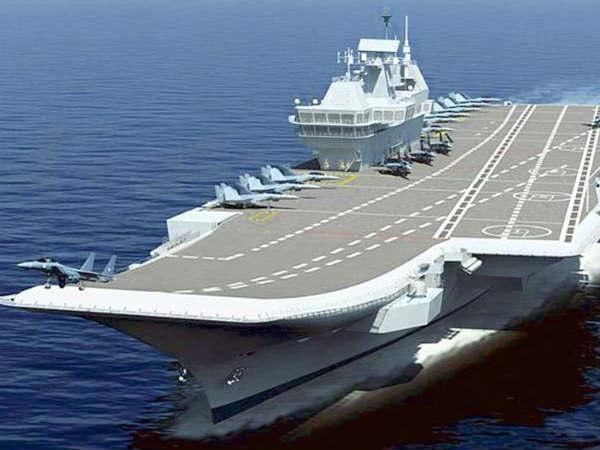समुद्री सीमा की सुरक्षा होगी और मजबूत, INS विक्रमादित्य पर तैनात होंगे 57 फाइटर प्लेन