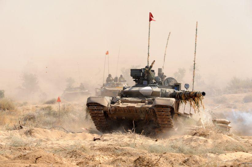 देश का पहला मानव रहित टैंक 'मंत्रा' बनकर तैयार, दुश्मन को पलभर में करेगा ढेर