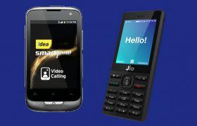 खुशखबरी! अब आइडिया भी ला रही Jio Phone जैसा सस्ता मोबाइल फोन