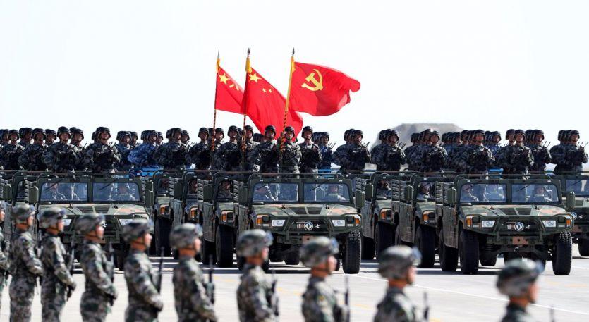 चीनी सेना ने 90वीं सालगिरह के बहाने दिखाई ताकत, राष्ट्रपति बोले- युद्ध के लिए रहे तैयार