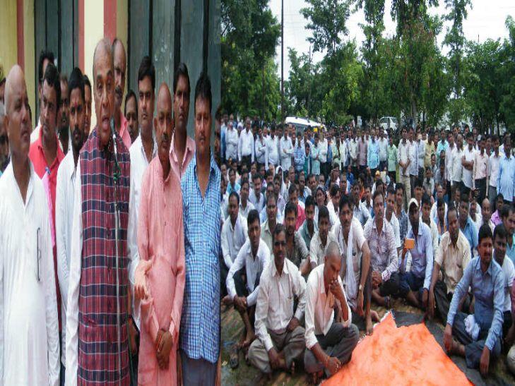 बीजेपी सांसद जगदंबिका पाल ने शिक्षामित्रों को दिया भरोसा, सरकार तक पहुंचायेंगे दर्द