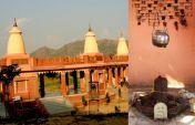 बूढा पुष्कर के प्राचीन शिव मंदिर में हुआ रूद्राभिषेक