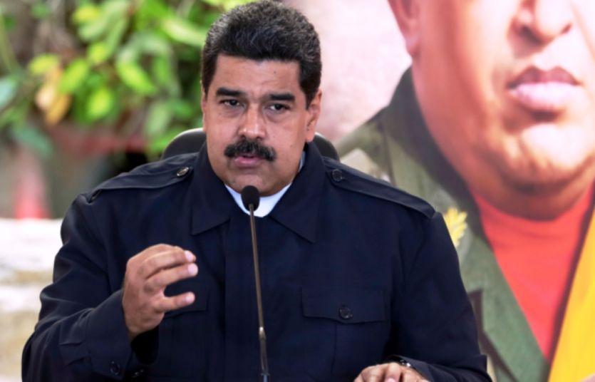 मडुरो ने वेनेजुएला पर अमेरिकी प्रतिबंधों की आलोचना की