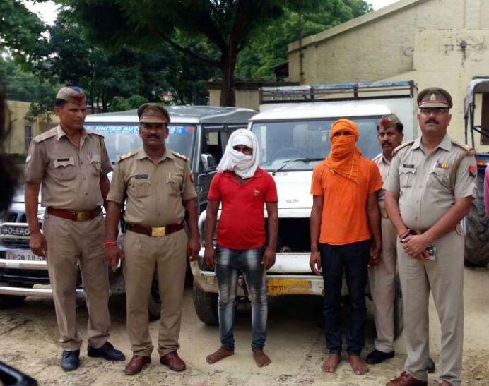 वाहन चोर गिरोह का पर्दाफाश, दो अपराधी गिरफ्तार