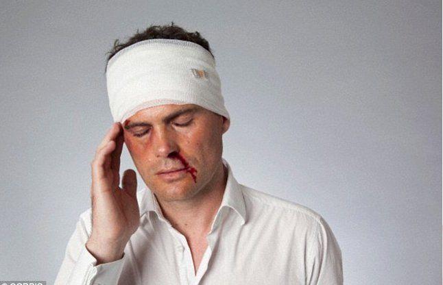 सिर में लगी चोट को हल्के में ना लें