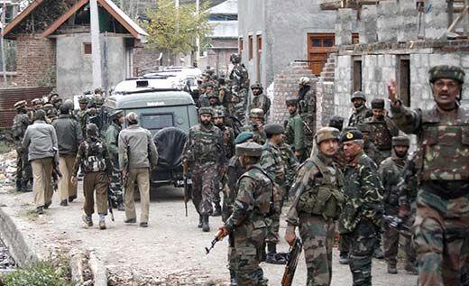 कश्मीरः मुठभेड़ में लश्कर कमांडर अबू दुजाना समेत दो आतंकी ढेर