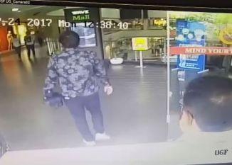VIDEO : अपने अपहरण की साजिश रच मॉल में मस्ती करता रहा उद्योगपति