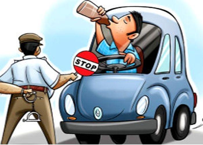 Drink And Drive Are Illegal And Strictly Prohibited - सावधान! शराब पीकर  वाहन चलाने वाले चालकों की अब खैर नहीं   Patrika News