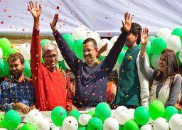 इन वजहों से BJP के 3 धुरंधरों को नहीं रोक पाई 'केजरी' आंधी