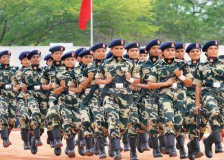 लाल आतंक के सफाए के लिए महिला कमांडो फोर्स गठित