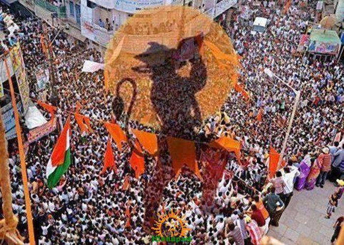 hanuman shobha yatra jaipur के लिए इमेज परिणाम