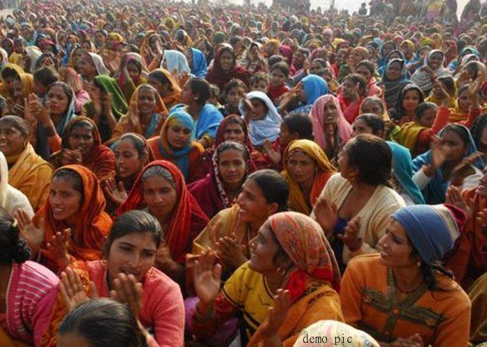 राजस्थान में होगी 2252 महिला साथिनो की नियुक्ति