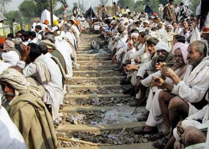 Image result for गुर्जर आरक्षण आंदोलन: बैंसला ने बुलाई बैठक