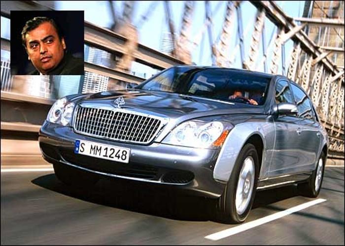 Image result for मुकेश अंबानी car