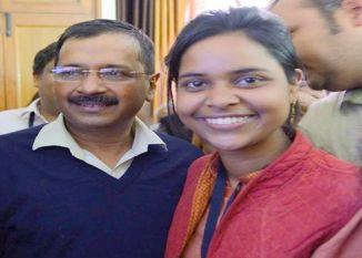 AAP नेता की पत्नी का आरोप: केजरीवाल ने बर्बाद की मेरी जिंदगी