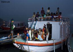 गंगा की लहरों पर 'बोटिंग पाठशाला', टाटा कैपिटल भी करेगा मदद